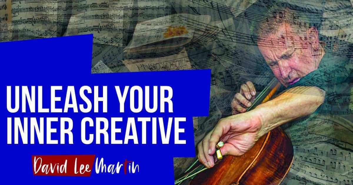 unleash inner creative
