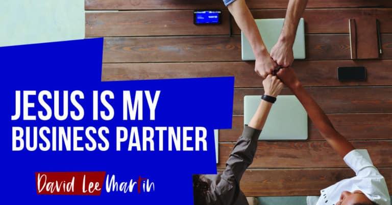biz partner jesus