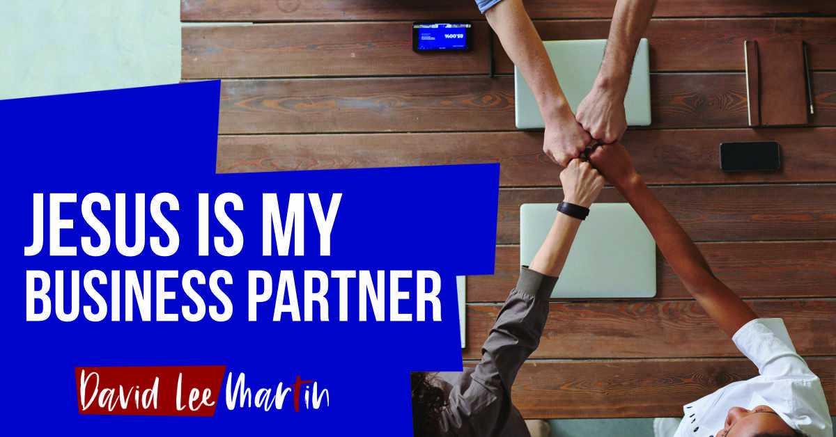 Power to Create Wealth? Meet My Business Partner…