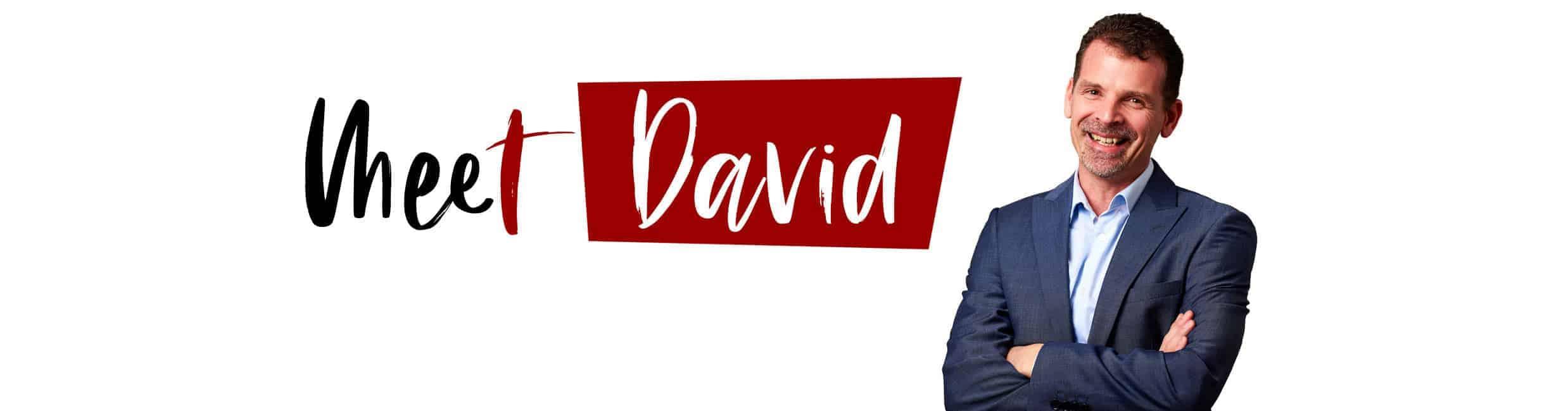 Who is David Lee Martin