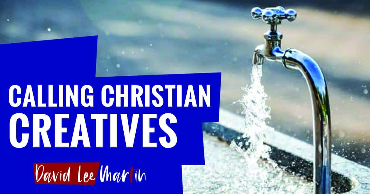 Calling Christian Creatives