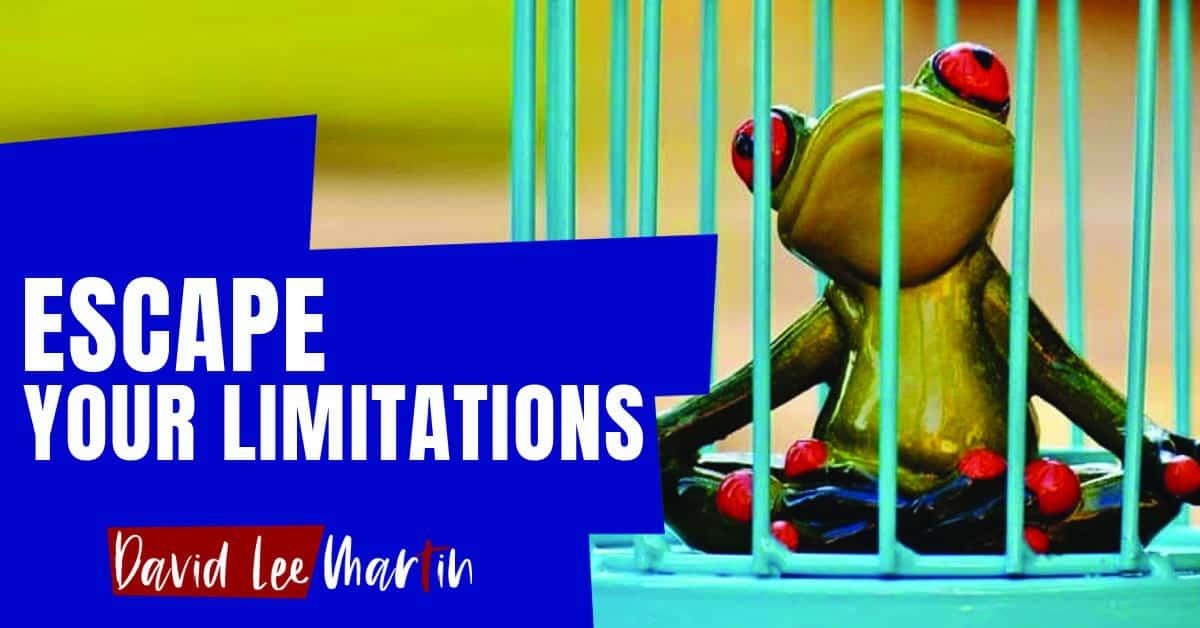 Escape Your Limitations