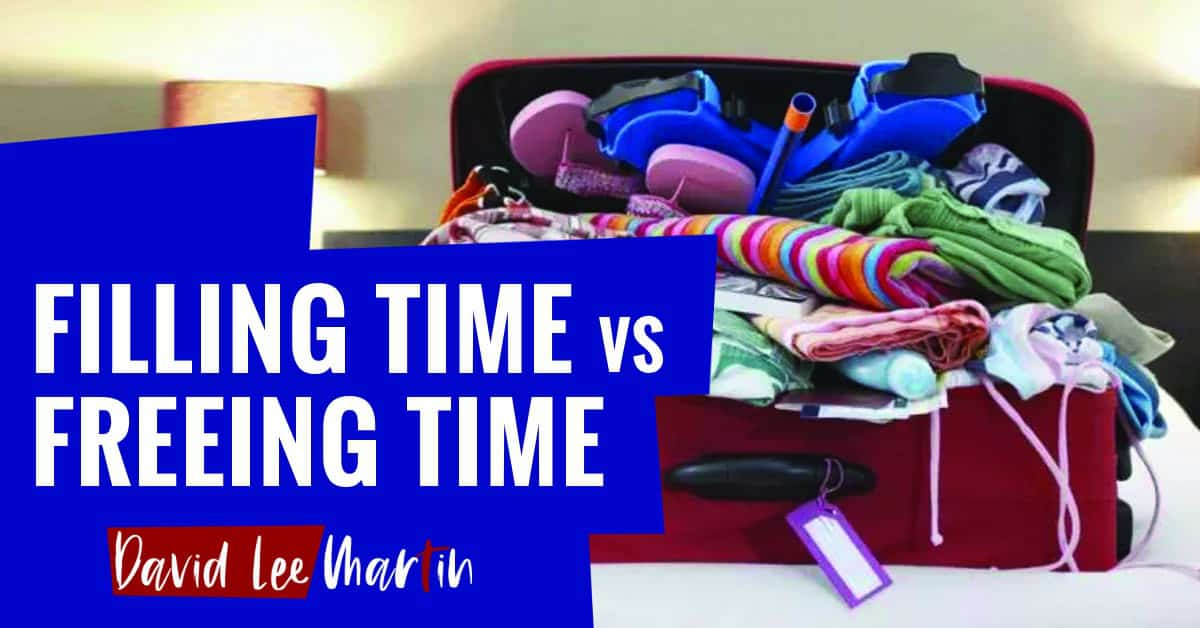 Filling Time Vs Freeing Time