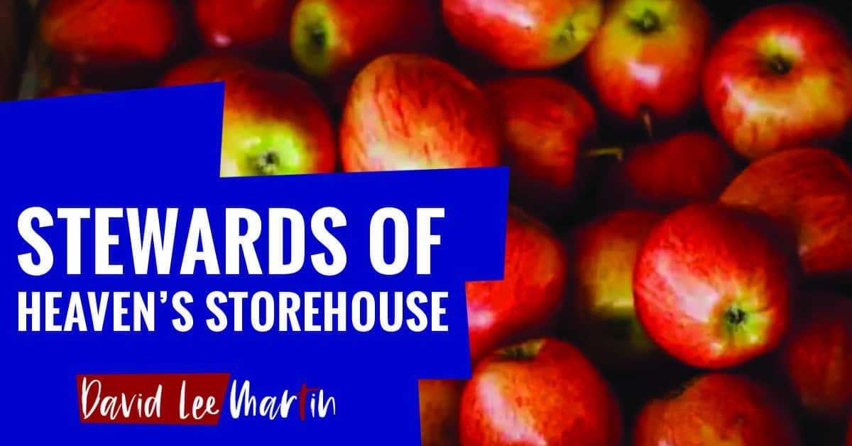 Stewards of Heavens Storehouse