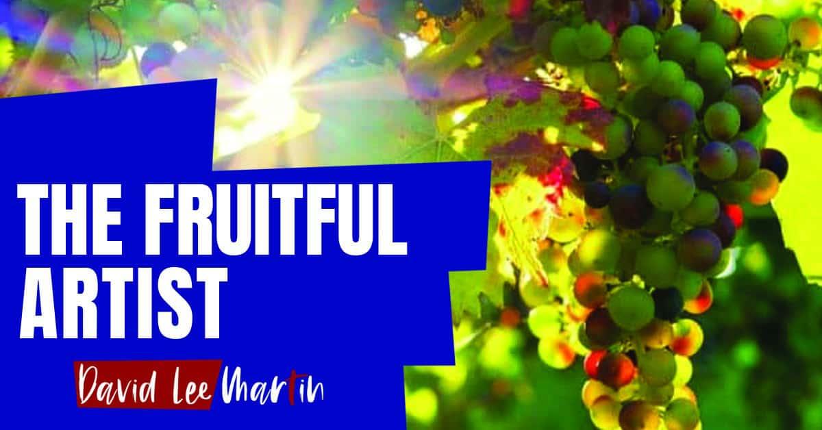 The Fruitful Artist