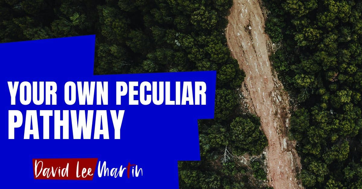Your Own Peculiar Pathway of Prayer