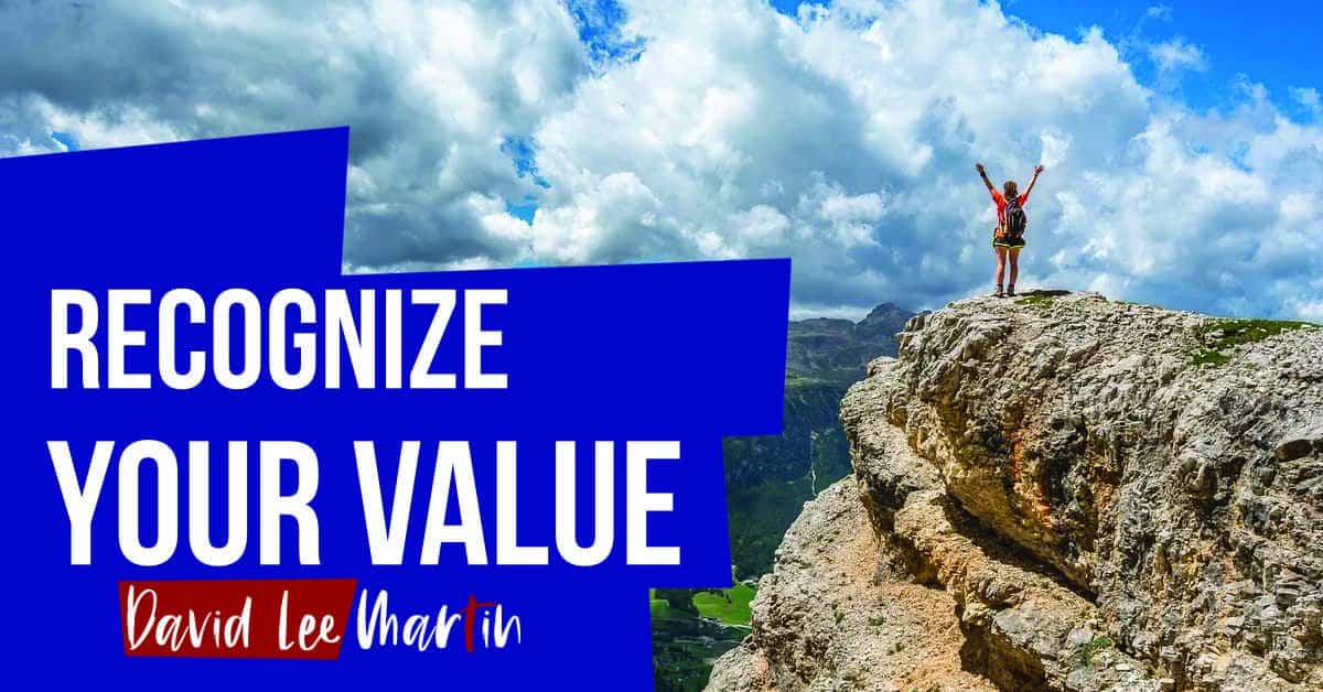 Recognize Your Value