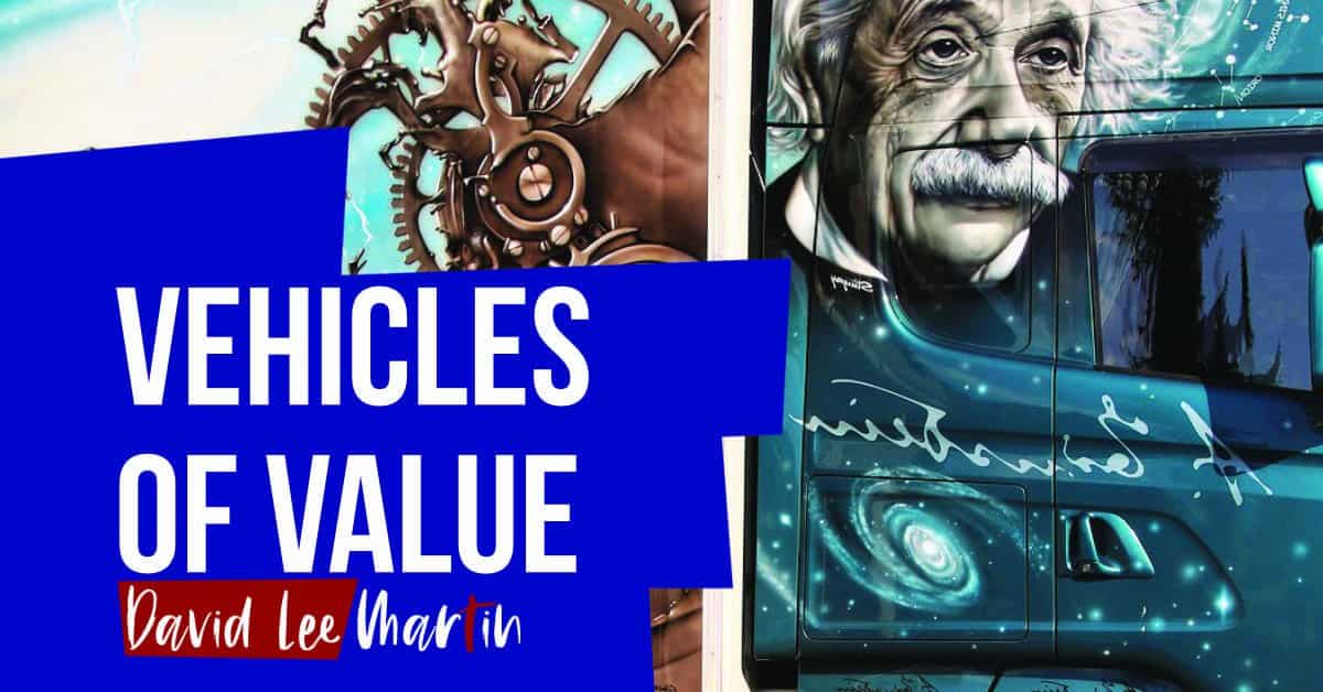 Vehicles of Value - Transferring and Transforming Other's Lives With Your Know How