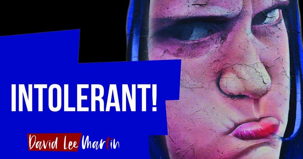 Sickness Intolerance!